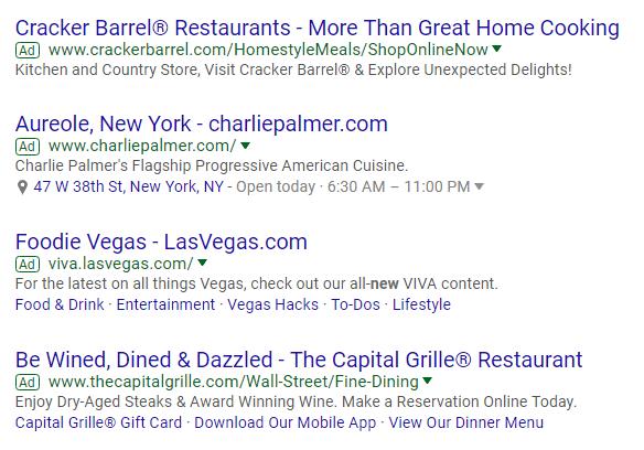 Online Marketing Guide for Fine Dining Restaurants 36