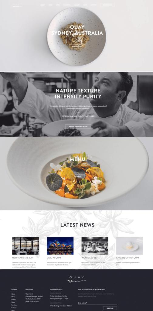 rotary - fine dining - restaurant marketing