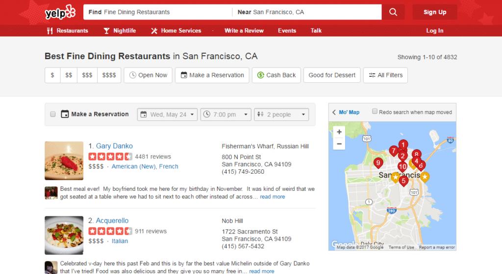 Online Marketing Guide for Fine Dining Restaurants 16